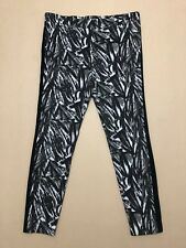 SCANLAN THEODORE PANTS WOMENS ~ SIZE 12 ~ GREAT COND PATTERNED PRINT DESIGN