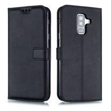 Для Samsung A6 A7 A8 Plus 2018 A3 A5 2017 откидной кожаный бумажник стойка чехол