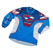 Alloy Motocross MX Jersey Shirt 04 Viper Azul/Blanco/Azul Marino / Rojo Patriot