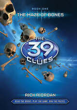 The Maze of Bones (39 Clues, No. 1) by Riordan, Rick
