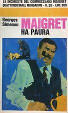 MAIGRET HA PAURA  G. SIMENON  I494