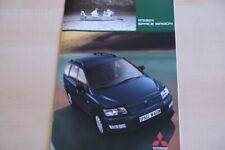 208450) Mitsubishi Space Wagon Prospekt 01/2002