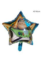 TOY STORY 4 BUZZ LIGHTYEAR BIRTHDAY BALLOONS  45cm OFFICIAL PARTY SUPPLIES  Toy