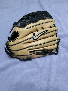 "Nike Diamond Elite Edge Baseball Glove Left Handed NEW  12.5"" Glove"
