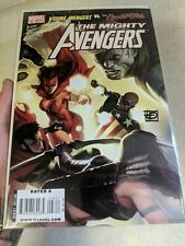 The Mighty Avengers # 28 9.4 NM Young Avengers appearance signed Koi Pham