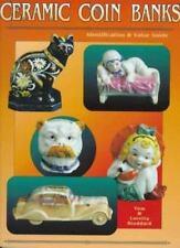 Vintage Ceramic Coin Banks Identification Price Guide Book Loretta Stoddard 1997