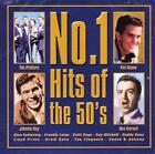 NO.1 HITS OF THE 50'S - VARIOUS ARTISTS (NEW SEALED CD)