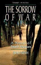 The Sorrow of War: A Novel of North Vietnam by Bao Ninh (9781573225434)