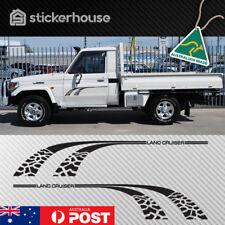 Toyota Landcruiser RV Tyre Decal Sticker Kit SUIT Land Cruiser