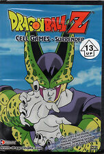 Dragon Ball Z - Cell Games: Surrender (DVD, 2004, Uncut)