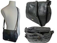 Bolsos de mujer mediano en piel color principal negro