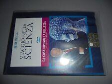 DVD N° 26 VIAGGIO NELLA SCIENZA PIERO ANGELA DA COSA DIPENDE LA BELLEZZA FASCINO