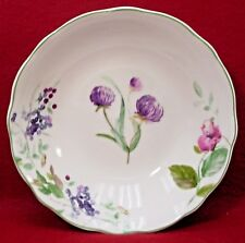 """CHARTER CLUB china WILD FLOWERS pattern ROUND VEGETABLE Serving BOWL 8-1/2"""""""