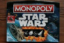 Hasbro Monopoly Star Wars Boîtier Prêt-à-Jouer