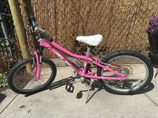 kids pink bike Specialized used