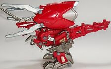 Zoids Geno Breaker Raven and Pilot, with Accessories, #34, 2001 Hasbro