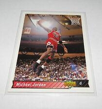 1995 Michael Jordan NBA Upper Deck 'He's Back March 19, 1995' Reprint Card #23