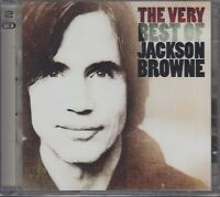 Jackson Browne / The Very Best of … - Hits (2 CDs, NEU! Original verschweißt)