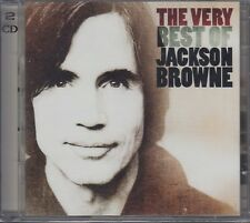 Jackson Browne/The Very Best of... - Hits (2 CD, NOUVEAU! neuf dans sa boîte)
