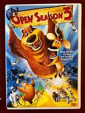 Open Season 3 (DVD, 2010) - G0906