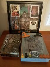 Lot of Three Handmade /Handcrafted Hocus Pocus Hallowen Items