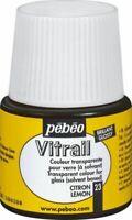 Pebeo Vitrail Peinture X Vitre Transparent 45ml Brillant Couleurs Diverses Neuf