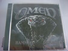 OMEN - Hammer Damage US METAL 2016  SEALED