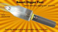 Metal Detecting Digging Digger Trowel Tool pinpointer Metal Detector