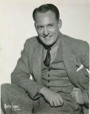"1934 Harold ""Red"" Grange, Football Pioneer, Orig Maurice Seymour Portrait Photo"