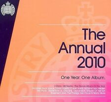 Ministry of Sound: Annual 2010 by Various Artists ( 3 Discs box set)