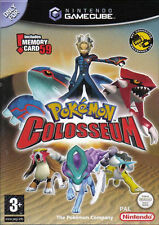 Pokemon Colosseum (Nintendo GameCube, 2004) - European Version