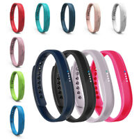 For Fitbit Flex 2 Smart bracelet Silicone Replacement Wristband Watch Band Strap