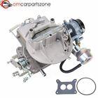 Carburetor Two 2 Barrel Carburetor Carb 2100 For Ford 289 302 351 Cu Jeep Engine