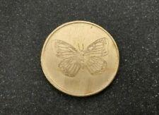 Serenity Prayer AA & Alanon Butterfly Medallion/Token