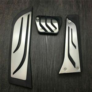 FOR BMW 1 2 3 4-Series RHD Footrest Brake Gas Pedal Cover Kits F20 F22 F30 F32