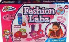 GRAFIX GIRLS FASHION LABZ SCIENCE SET MAKE YOUR OWN COSMETICS CREATIVE TOY GIFT