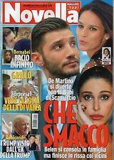 Novella 2016 12#Stefano De Martino,Belen Rodriguez & Katy Saunders,Zac Efron,qqq