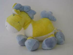 """HORSE safe for Babies Infants Sewn Eyes Plush 10"""" Toys R Us Stuffed Animal Alley"""