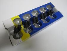GE 3157 Back-Up Brake Parking Tail Side Marker Light Automotive Bulb 10-Set NEW