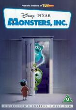 Monsters, Inc. (DVD, 2002 )