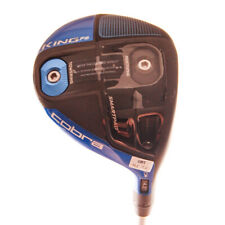 New Cobra King F6 Blue 3/4-Wood Fujikura Motore 6.3 Stiff Flex Graphite RH