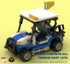 LEGO FORTNITE ALL TERRAIN KART CUSTOM INSTRUCTIONS ONLY for LEGO Bricks