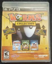 Worms Collection (Sony PlayStation 3, 2013)