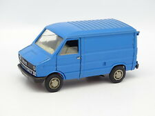 Old Cars SB 1/43 - Fiat Iveco Van Daily Blu