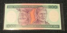 Brazil, 200 cruzeiros, ND (1981-1984), P-199, UNC