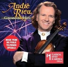 Greatest Hits 0795041772923 by Andre Rieu CD