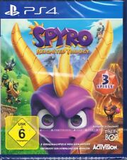 Playstation 4 PS4 Spiel Spyro Reignited Trilogy NEU