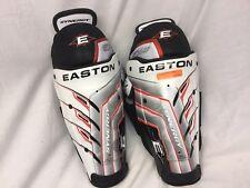 Easton Synergy Eq50 Hockey Shin Guards 11 Inch Jr Nwt $75 Ygi Ihh Sh16