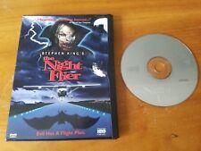 Stephen King's The Night Flier (DVD, 1998) Miguel Ferrer horror movie film RARE