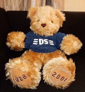 Jahrestag Souvenir Teddybär * Anniversary Souvenir Teddy Bear from Denmark